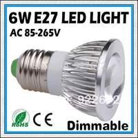 10PCS-6W 9W 12W E27 GU10 E14 COB LED Spot Light Spotlight Bulb Lamp High power lamp 85-265V Warranty 2 years  -free shipping