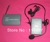 NEW Stage VHF WIRELESS Lapel Headset MICROPHONE MIC SYSTEM