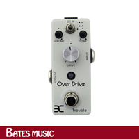 NEW effect pedals TC-16 Trouble Over Drive(Obsessive Compulsive Drive) True bypass 2 Working Modes:HP/LP
