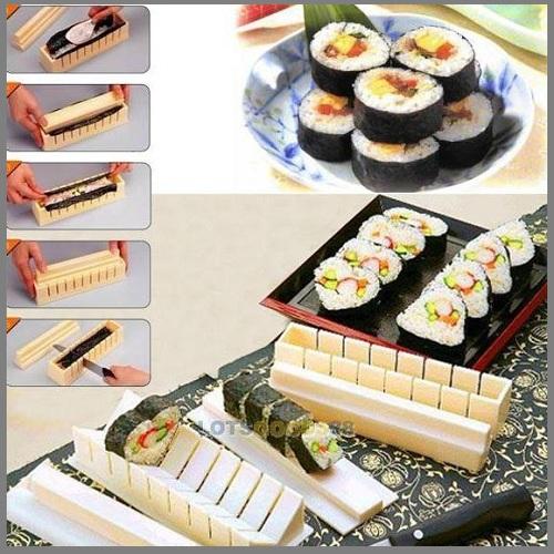 Keuken Gereedschap Set : Sushi Rice Mold Maker