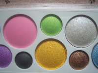 Free shipping Pro 10 Matte Color Eye Shadow Eyeshadow Makeup Palette