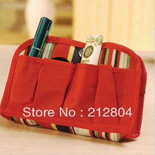 14Folding Multifunction Makeup Cosmetic Storage Box Container Bag Case Organizer