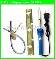 ALKcar HKpost free 1set Soldering Iron T-Head w Teflon Cable + 1PC Ribbon Cable for BMWcar E39 E53 X5 Speedometer Pixel Repair