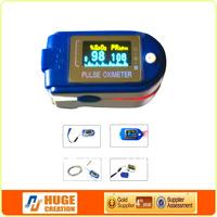 ALARM!! OLED Fingertip Pulse Oximeter Blood Oxygen SpO2 saturation oximetro monitor oxymetre oximetro