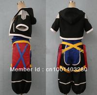 Kingdom hearts sora Cosplay Costume free shipping