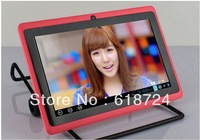 NEW 7 inch android 4.0 Capacitive Screen 512M  / 4GB Camera/Dual camera WIFI Q88 tablet pc