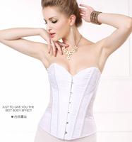 2014 wedding dress underwear royal no shoulder tape hook bra shaper waist abdomen drawing shapewear slimming beauty care 4xl