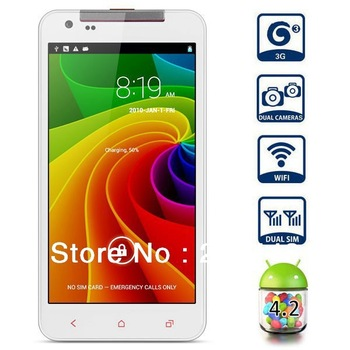 "Case free! Legend X920 white 5.0"" HD screen,1280*720,MKT6589 quad core 1.2Ghz,1GB RAM+8GB ROM,Dual SIM,GPS,Android 4.2,Free ship"