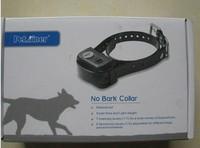 1Set 851 New No Bark Collar Anti Bark Dog Shock Collar Waterproof Tranining Collars for Dogs + Free Shipping