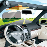 Free Shipping New Generation Sun Visor,Day&Night Car Glare Proof Mirror,Anti Glare Mirror,1pc