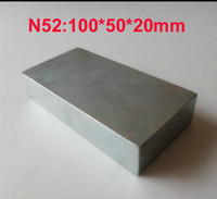 Extremely Powerful N52 Rare Earth Magnets Neodymium Magnet Ring 100*50*20mm