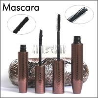 2sets/lot 100% Original LOVE ATTI Python Mascara Eyelash Bushy Lengthening Lashes Mascara Volume Fiber Set Wholesale