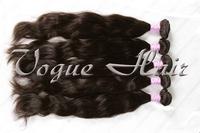 "Wholesale 12""-28"" 100% virgin hair 3pcs/lot peruvian natural wavy GRADE  AAAAA"