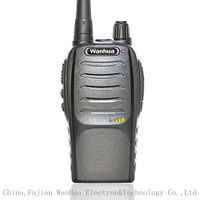 K6 Handheld FM walkie talkie with Voice Prompt Function,50 groups CTCSS/105groups DCS,16 channels,TOT,Battery Capacity Indicator