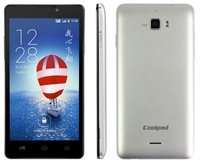 "Original Coolpad F1 8297w MTK6592 Octa core 1.7G Multi langauge Android 4.2 Dual-SIM WCDMA 5.0""HD IPS 2G RAM+8GB ROM 13MP camera"