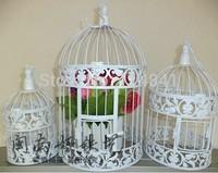 13CM,19CM,25CM  Continental Iron, wedding, window decoration, shooting props Birdcage