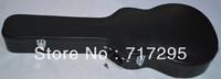 Black hardcase for ES style guitar