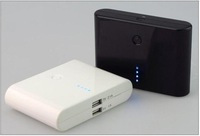 20PCS Factory Wholesale 12000mAh External Power Bank Universal Mobile Power High Capacity&Quality!