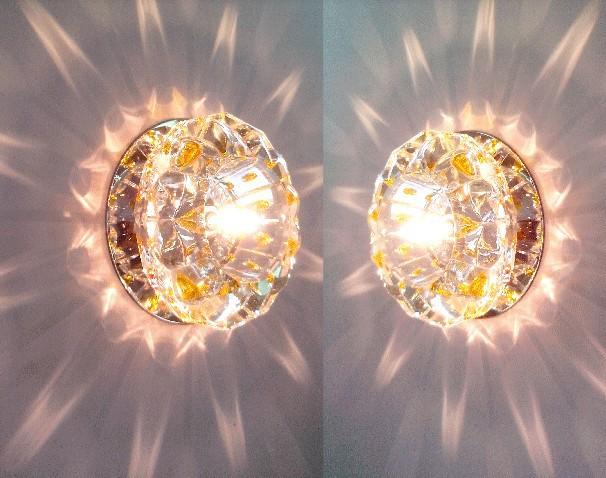 trasporto libero lampada da soffitto di cristallo luci ...