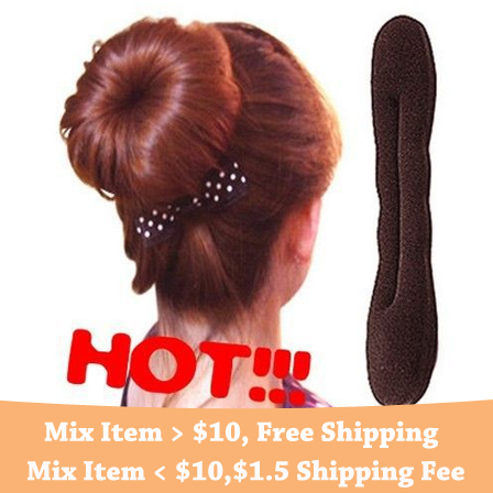 fashion Korea elegant sponge salon tool Hair bands jewelry(China (Mainland))