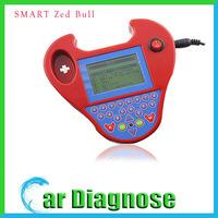 2014 Latest Functional Mini Version Zedbull Super Mini Type Smart Zed-Bull Auto Key Transponder Mini ZED BULL