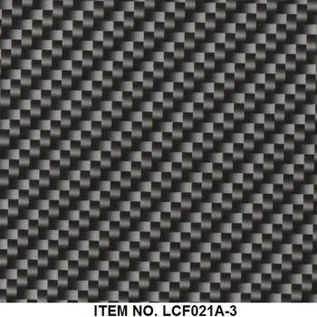 Carbon Fiber PVA Hydrographic film Item NO. LCF021A-3