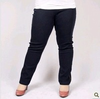 Free shipping new women Obesity loose pants jeans , sexy fat pants  plus size  jeans  # G322