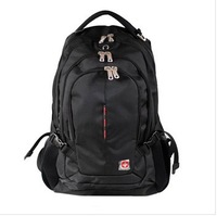 Swiss gear laptop backpack bag notebook bag 14 15 male women's 9393 school bag  freeshipping