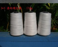 100% polyester sewing thread 9 ply twisted  waxed cord 1mm high quality 3 pieces/lot free shipping NEW