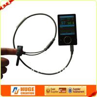 home use pulse oximeter color display  nellcor durasensor