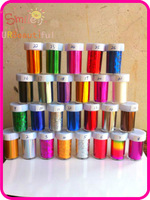 10x Mix  Color Rolls  46 designs for choose Nail Art Transfer Foils Sticker Adhesive Acrylic Gel Tips Decoration