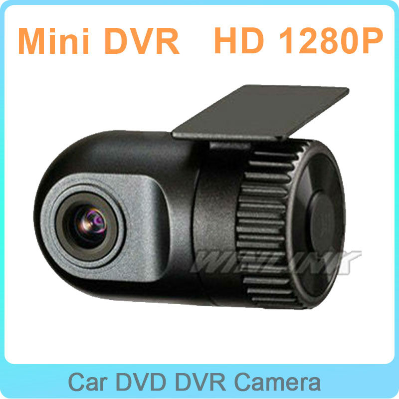 2013 HD 720P Smallest Car Black Box Recordeye With G-Sensor,In Dash Car DVR For Auto DVD Player Free Shipping(China (Mainland))
