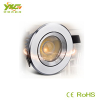 Free shipping 6W cob led down light with ce rohs,550-600lm,85-265V,led down lights manufacturer