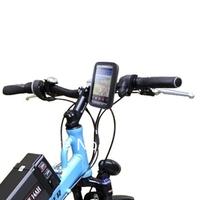 Mobile phone waterproof bag use on bike/bicycle can adjustable