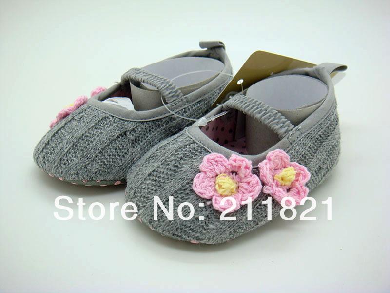 Sanfu-m046 обувь серый ручка хлопок сначала ходунки размер обуви 2 3 4 в сша