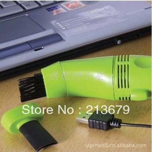 Digital cleaning supplies tape led lighting - usb interface keyboard vacuum cleaner desktop vacuum cleaner(China (Mainland))