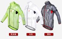 Bike Raincoat  Waterproof,Windproof, New Brand 2014 Cycling dust coat wind coat jersey Bicycle windbreak Raincoat Size:S- XXXL