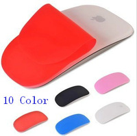 Magic Mouse Film  Wireless Mouse Film For Apple Mouse Film Protection Case 10color 3/lot Free Shipping