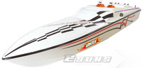 Freeshipping RC Boat Model GL026BP 26cc Gas Powered Large Boats Challenger 1300GP260(White)-RTR(Pistol Transmitter) RC toy,toys