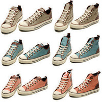 Spring and summer low high canvas shoes female male shoes new arrival 2013 canvas shoes for lovers