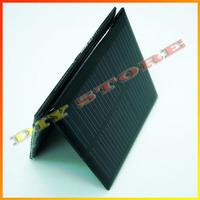 5pcs/lot solar panels  5.5v 90mA 0.6W mini solar cell 6.5x6.5 for Small power appliances drop shipping +free shipping-10000581
