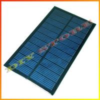 5pcs/lot 6V 270mA 1.6W mini solar panels small solar power 3.6v battery charge solar led light solar cells -10000548