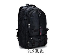 Male backpacks large capacity middle school students school bag double-shoulder laptop bag travel backpack