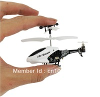 Free Shipping Remote Control RC Micro Helicopter WL Toys Built-in Gyro Mini plane High Brightness LED Light
