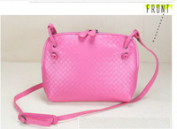 Compilation embossing leather sweet lady handbags, leather restore ancient ways bag, single shoulder inclined shoulder bag