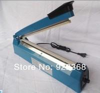 6pcs /lot 100% perfect manual inpulse sealing machine,Max sealing width 300MM