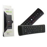 Mini Portable Wireless Bluetooth QWERTY Keyboard Mouse Gamepad For Android TV Box , Tablet PC, MAC