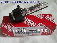 90981-20008/ D2R 4300K 35W Brand new HID Xenon bulb discharge headlamp In stock 200pcs