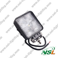 Wholesales 20pcs per lot 10-30V 15W Led Work Light,Working Lamp with Flood Beam for tractor off road, ATV, heavy duty vehicles