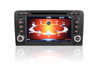 Car DVD Player for Audi A3 2003-2012 with GPS Navigation Stereo Radio TV AUX USB Video Audio